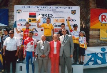Обиколка на Румъния - 2005