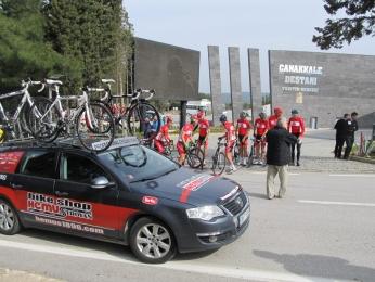 Tour of Chanakkale - Turkey